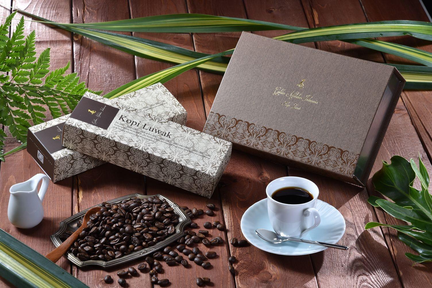 極品麝香貓咖啡 - 熟豆(野生)