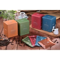 特級阿拉比卡G1-濾掛式咖啡系列 10入(水洗)